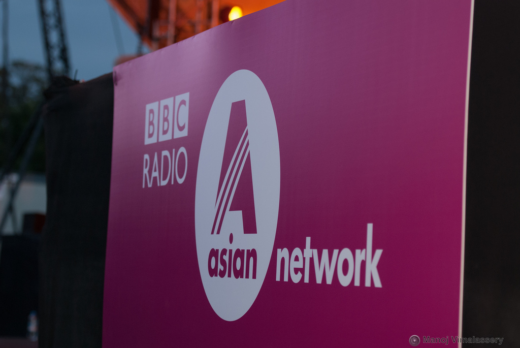 London Mela 2013 - BBC Radio Asian Network